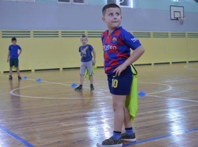 Детский футбольный клуб Спарта