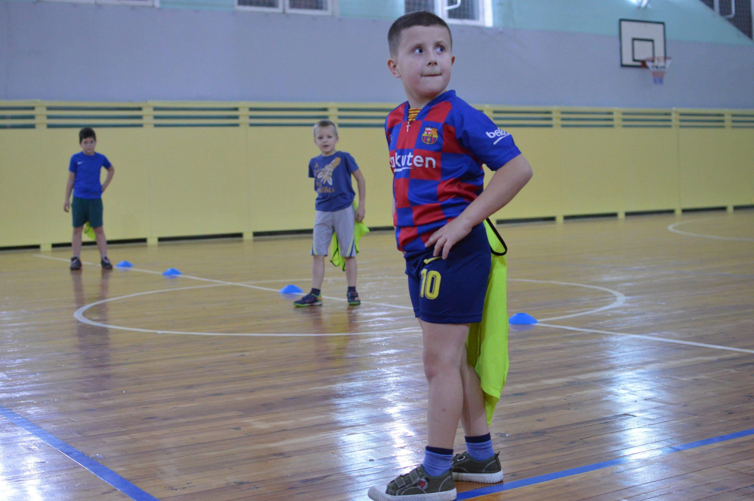 Футбол- Это мотивация быть лучше